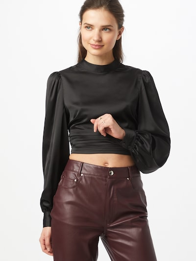 Camicia da donna NA-KD di colore nero, Visualizzazione modelli