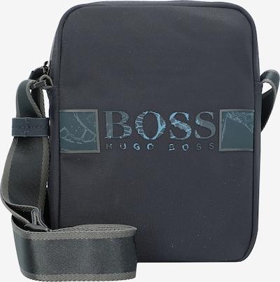 BOSS Casual Taška přes rameno 'Pixel' - modrá, Produkt