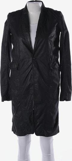 Rick Owens Übergangsjacke in L in schwarz, Produktansicht