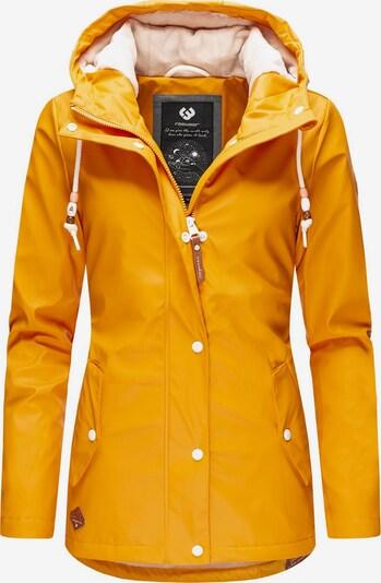 Ragwear Regenjacke ' Marge ' in orange, Produktansicht