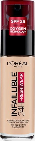 L'Oréal Paris Foundation 'Infaillible 24H Fresh Wear' in nude, Produktansicht