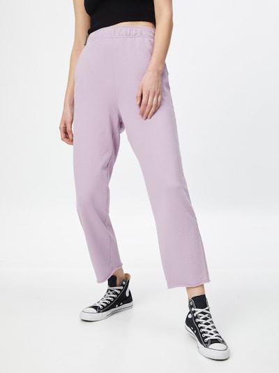 GAP Kalhoty - pastelová fialová, Model/ka