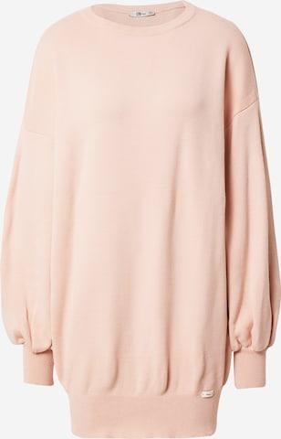 LTB Knit dress 'Ripoji' in Pink