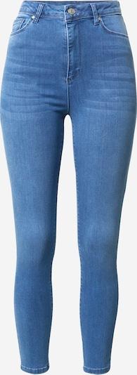 Džinsai iš Trendyol , spalva - tamsiai (džinso) mėlyna: Vaizdas iš priekio