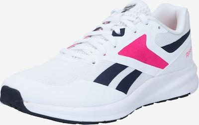 REEBOK Chaussure de course 'Runner 4.0' en bleu foncé / rose / blanc, Vue avec produit
