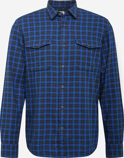 EDC BY ESPRIT Košile - modrá / černá, Produkt