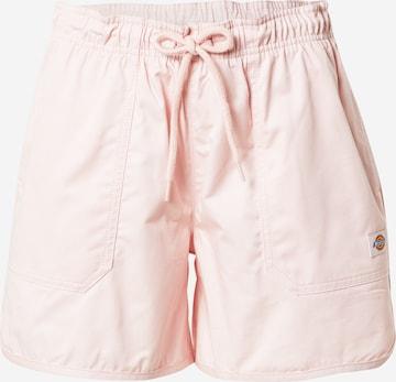 Pantaloni 'VICTORIA' de la DICKIES pe roz