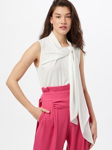 HUGO Bluse 'Cessa-1' in Weiß