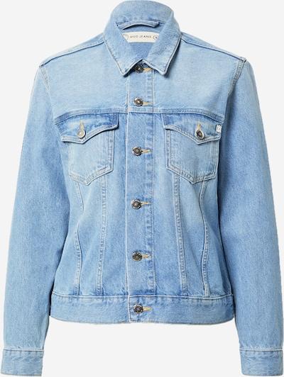 MUD Jeans Between-season jacket 'Tyler' in light blue, Item view