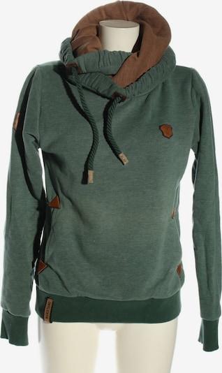 naketano Kapuzensweatshirt in M in bronze / grün, Produktansicht
