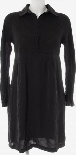 Cacharel Hemdblusenkleid in L in schwarz, Produktansicht