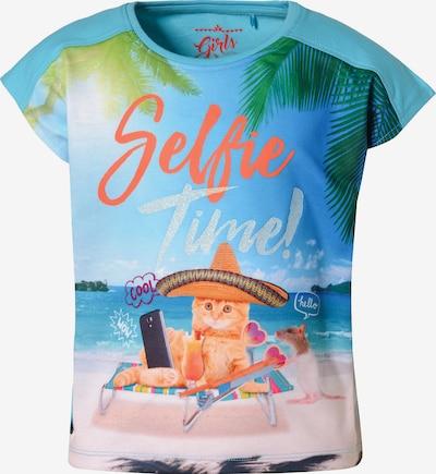 LEMON BERET T-Shirt in türkis / mischfarben, Produktansicht
