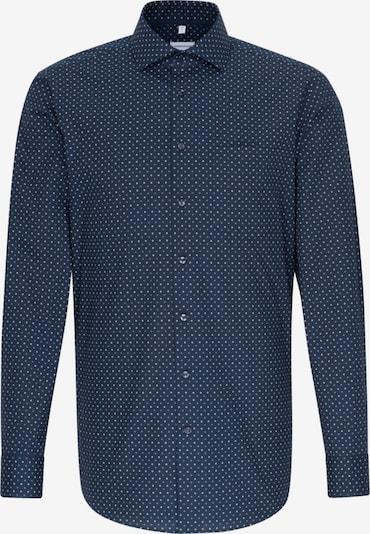 SEIDENSTICKER Overhemd in de kleur Blauw / Wit: Vooraanzicht