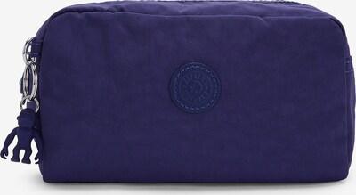 KIPLING Étui 'Gleam' en bleu foncé, Vue avec produit