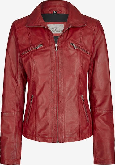 7ELEVEN Between-Season Jacket 'Vinca' in Red, Item view