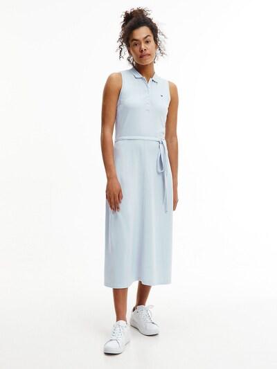TOMMY HILFIGER Kleid in hellblau, Modelansicht