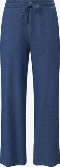 Green Cotton Hose in blau, Produktansicht