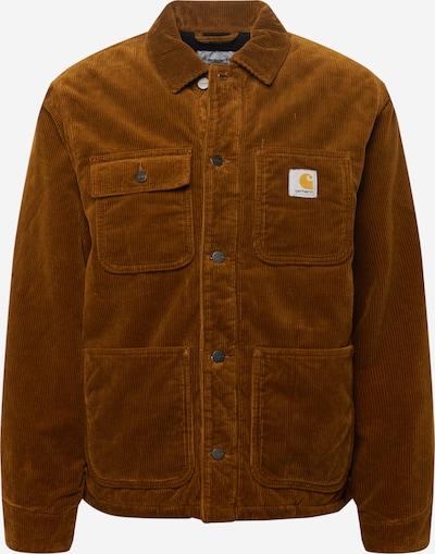 Carhartt WIP Tussenjas 'Michigan' in de kleur Bruin, Productweergave