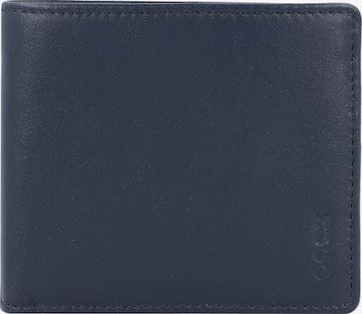 HUGO Portemonnee in de kleur Navy, Productweergave