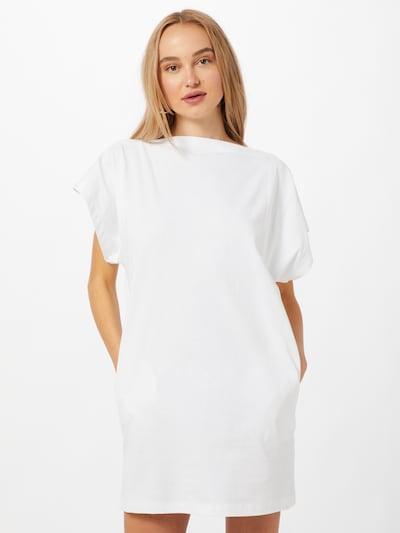 UNITED COLORS OF BENETTON Kleid in offwhite, Modelansicht