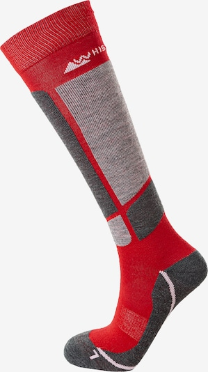 Whistler Athletic Socks 'Corinth' in Red, Item view