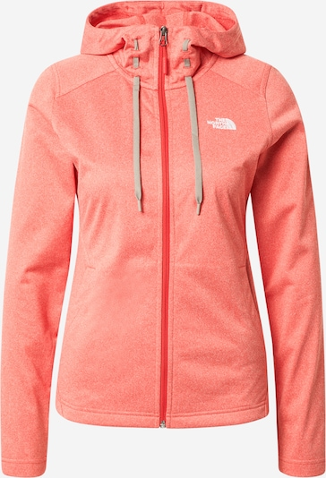 THE NORTH FACE Functionele fleece jas 'MEZZALUNA' in de kleur Watermeloen rood, Productweergave