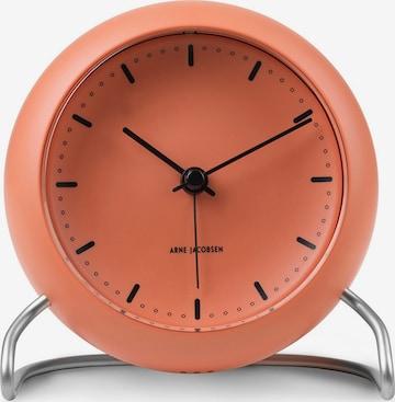 Arne Jacobsen Arne Jacobsen Unisex-Uhren Analog Quarz ' ' in Orange