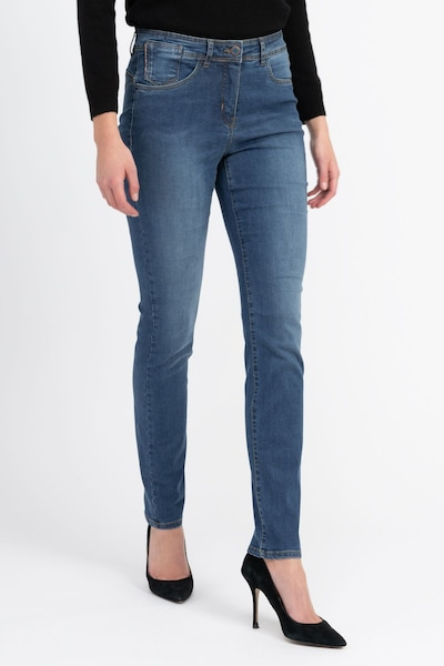 Recover Pants Jeans 'Recover' in blue denim, Modelansicht
