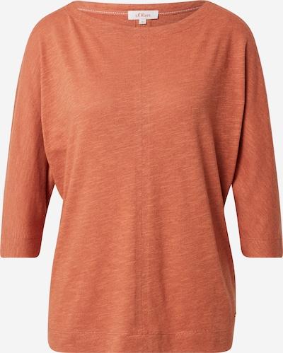 Tricou s.Oliver pe portocaliu homar, Vizualizare produs