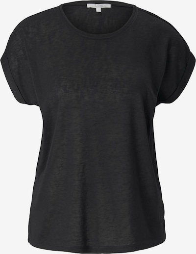 TOM TAILOR DENIM Shirt in de kleur Zwart gemêleerd, Productweergave