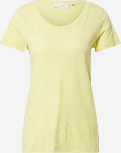 Maglietta Rich & Royal di colore giallo chiaro, Visualizzazione prodotti