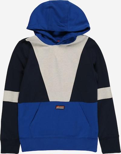 kék / sötétkék / szürke melír VINGINO Tréning póló 'Naraio', Termék nézet