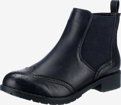 Inselhauptstadt Chelsea Boots in Black, Item view