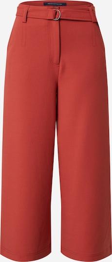 FRENCH CONNECTION Pantalon 'AUDETA' en safran, Vue avec produit