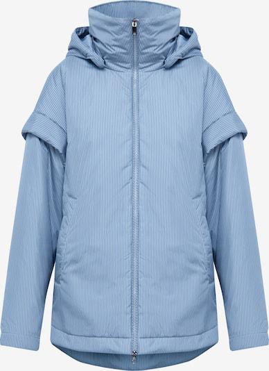 Finn Flare Jacke in hellblau / dunkelblau, Produktansicht