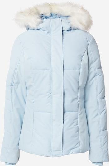 Žieminė striukė iš Missguided , spalva - šviesiai mėlyna, Prekių apžvalga