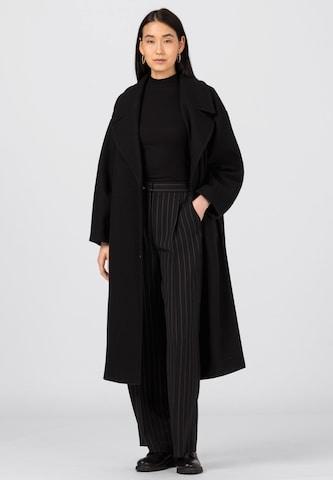 HALLHUBER Winter Coat in Black