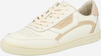Marc O'Polo Sneakers laag in de kleur Beige / Ecru, Productweergave