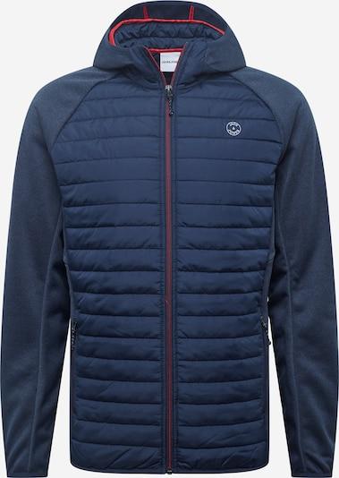JACK & JONES Prehodna jakna | mornarska / progasto modra barva, Prikaz izdelka