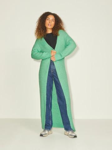 Manteau en tricot 'JXEA' JJXX en vert