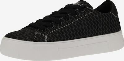 a.soyi Sneakers laag in de kleur Zwart / Wit, Productweergave
