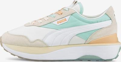 PUMA Sneaker 'Cruise Rider' in hellbeige / jade / weiß, Produktansicht