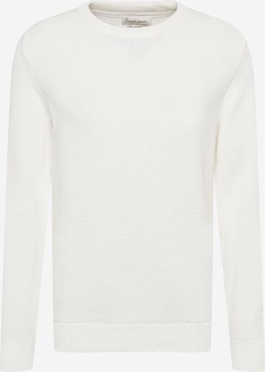 By Garment Makers Sweatshirt in naturweiß, Produktansicht