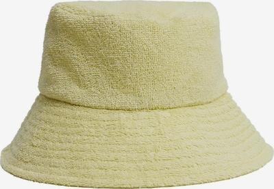 MANGO Шапка с периферия 'TOALLI' в тръстиково зелено, Преглед на продукта