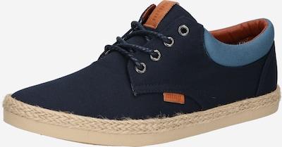 MTNG Buty sznurowane 'BEQUIA' w kolorze beżowy / błękitny / ciemny niebieskim, Podgląd produktu