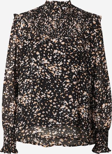 Bluză Suncoo pe portocaliu / negru / alb, Vizualizare produs