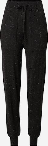 juoda Guido Maria Kretschmer Collection Kelnės 'Jenny'