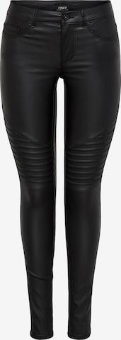 Pantalon 'New Royal' ONLY en noir