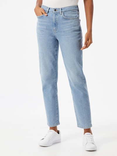 LACOSTE Jeans in blue denim, Modelansicht