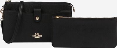 COACH Bolso de hombro en negro, Vista del producto